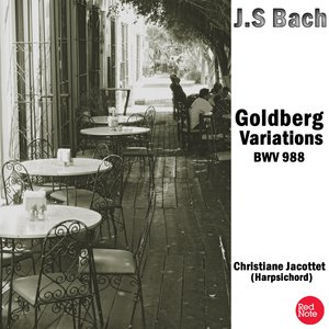 Image for 'Bach: Goldberg Variations BWV 988'