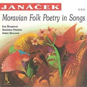 Image for 'Moravian Folk Poetry in Songs (The Music of Truth, Vol.1)'