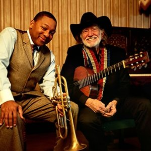 Image for 'Willie Nelson & Wynton Marsalis'