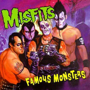 Image for 'Famous Monsters'