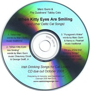 Bild för 'When Kitty Eyes Are Smiling and Other Celtic Cat Songs'
