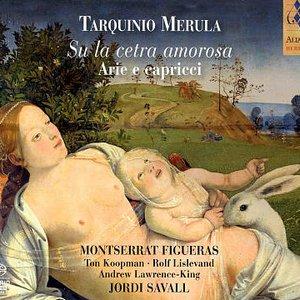 Image for 'Tarquinio Merula: Arie E Capricci A Voce Sola'
