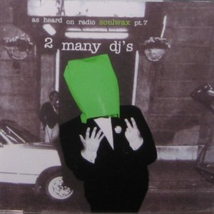 Image for 'As Heard on Radio Soulwax, Part 7'