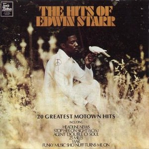 Image pour 'The Hits Of Edwin Starr'
