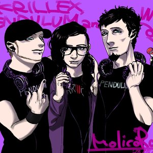 Image for 'Knife Party Feat. Skrillex'