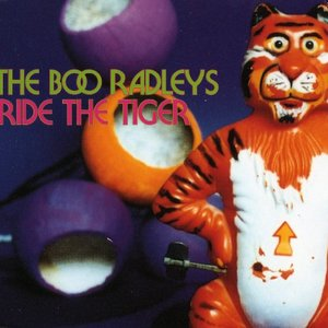 Image for 'Ride the Tiger'