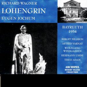 Image for 'Zweiter Aufzug - Entweihte Götter! (Ortrud) (Wagner)'