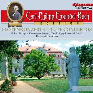 Image for 'C.P.E. Bach: Flute Concertos'