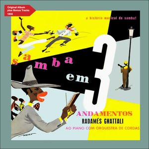 Image for 'Samba em 3 Andamentos (Original Album Plus Bonus Tracks 1958)'