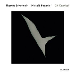 Image for '24 Caprices (Thomas Zehetmair)'