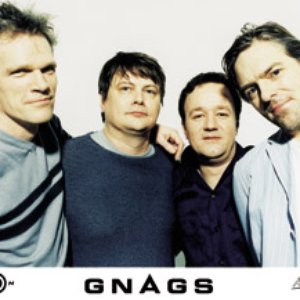 """""""Gnags""""的封面"""