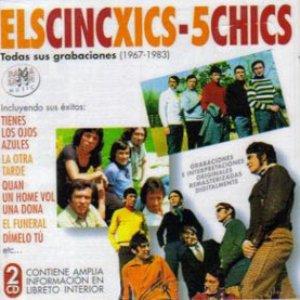 Image for 'Els 5 Xics'