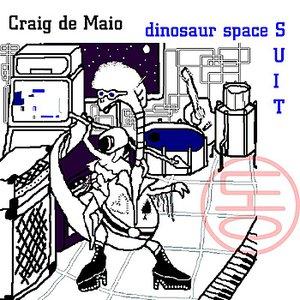 Image pour 'Dinosaur Space Suit'