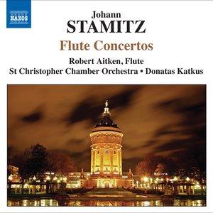Image for 'Stamitz, J.: Flute Concertos'