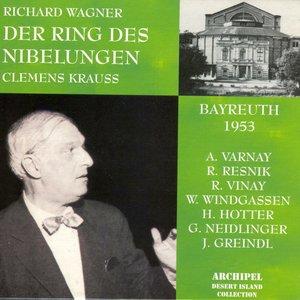 Image for 'Richard Wagner : Der Ring Des Nibelungen (Bayreuth 1953)'