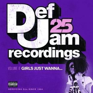 Immagine per 'Def Jam 25, Vol. 8: Girls Just Wanna'