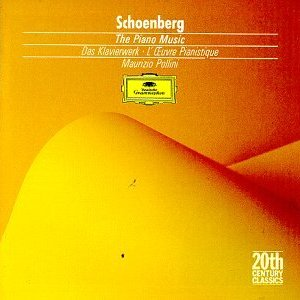 Image pour 'Schoenberg: The Piano Music'