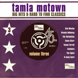 Image for 'Big Motown Hits & Hard To Find Classics - Volume 3'