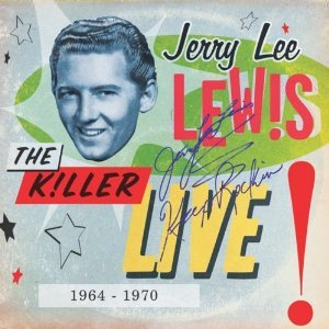 Image for 'The Killer Live! (1964-1970)'