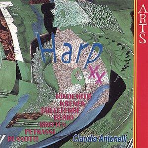 Image for 'Harp XX, Twentieth Century compositons for solo harp'