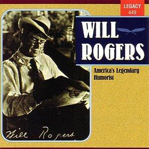 Image for 'Will Rogers - America's Legendary Humorist'