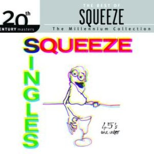 Imagem de 'The Best Of Squeeze 20th Century Masters The Millennium Collection'
