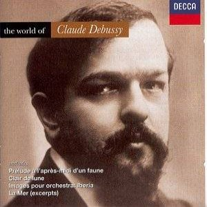 Bild för 'The World Of Claude Debussy'