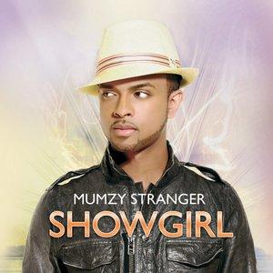 """""""Showgirl""""的封面"""