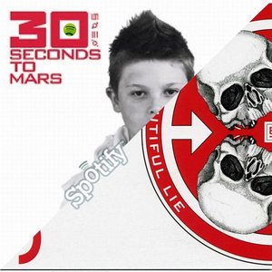 Image for 'A Beautiful Lie + 30 Seconds To Mars'
