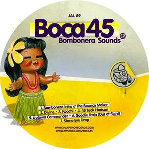 Image for 'Bombonera Sounds EP'