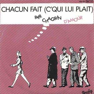 Image for 'Chacun fait (c'qui lui plaît)'