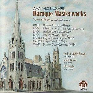 Image for 'Baroque Masterworks'