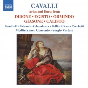 Image for 'CAVALLI: Arias and Duets from Didone, Egisto, Ormindo, Giasone and Calisto'