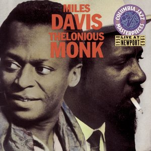Imagen de 'Miles Davis & Thelonious  Monk Live At  Newport 1958 & 1963'