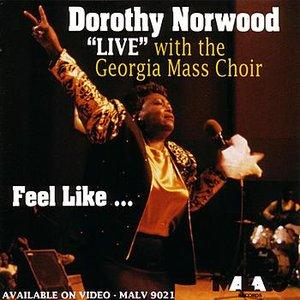 "Image for '""Live"" With The Georgia Mass Choir / Feel Like...'"