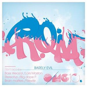 Image for 'Barely Evil'