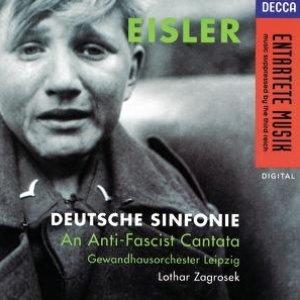 Image for 'Eisler: Deutsche Sinfonie'