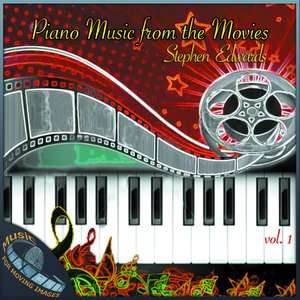 Image for 'Piano Music From The Movies'