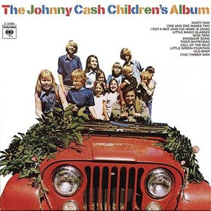 Immagine per 'The Johnny Cash Children's Album'