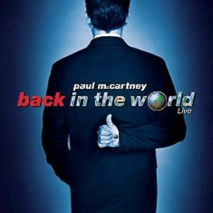 Image for 'Back in the World (disc 1)'