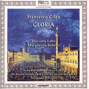 Image for 'Cilea: Gloria (1932 version)'
