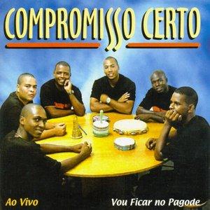 Image for 'Vou Ficar no Pagode (Ao Vivo)'