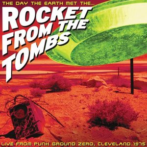Image pour 'The Day the Earth Met the Rocket from the Tombs'