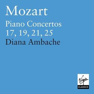 Image for 'Mozart - Piano Concertos'