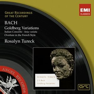 Image for 'Goldberg Variations BWV988 (2008 Digital Remaster): Aria'
