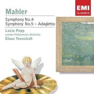 Bild för 'Mahler: Symphony No 4 etc.'