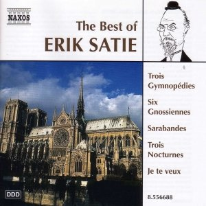 Image for 'THE BEST OF SATIE'