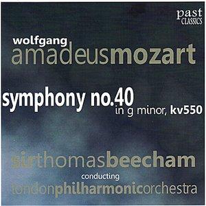 """Symphony No. 40 in G minor, KV 550: II. Andante""的封面"
