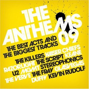 Image for 'The Anthems 09'
