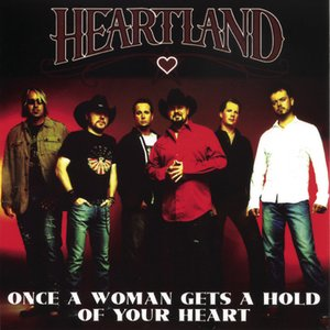 Image for 'Once A Woman Gets A Hold Of Your Heart'